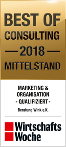 Best of Consulting Mittelstand 2018